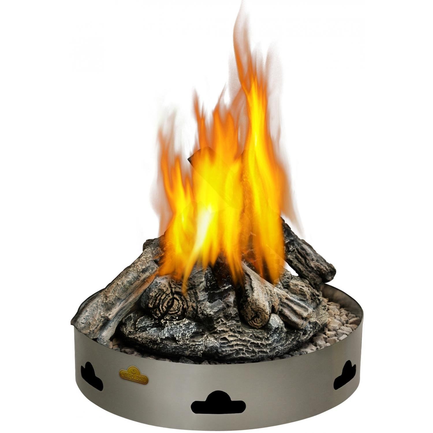 free clip art fire pit - photo #45